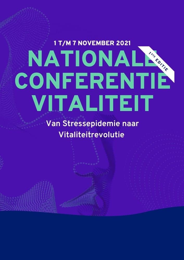NATIONALE CONFERENTIE VITALITEIT